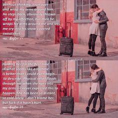 "𝐜𝐥𝐚𝐫 | 𝐡𝐞𝐬𝐬𝐚 on Instagram: ""♥ ᴛʜᴇ ᴡᴀʏ ʜᴇ ɴᴜᴢᴢʟᴇs ɪɴᴛᴏ ᴛʜᴇ ʜᴇʀ ɴᴇᴄᴋ ᴀᴡᴡᴡ... ɪ ғᴇᴇʟ sᴏ sᴏғᴛ ʀɴ! — ғᴏʀ ᴊɪ ᴀɴᴅ ᴇʟʟᴇɴ <3 [𝐟𝐢𝐥𝐭𝐞𝐫]@polarrff [#hessa #hardinscott #tessayoung…"" Fangirl Book, Book Fandoms, Book Nerd, Movies Showing, Movies And Tv Shows, Books Turned Into Movies, Anna Todd, Romantic Movie Quotes, Film Quotes"