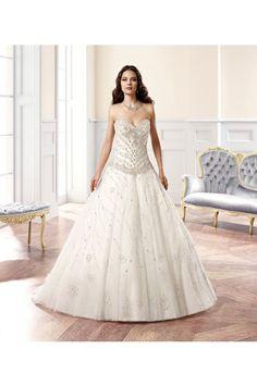 Eddy K Couture 2015 Wedding Gowns Style CT142 - Eddy K - Popular Wedding Designers