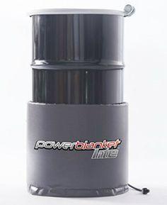 "PowerBlanket PowerBlanket ""Lite"" Heater for 15 Gallon Pail::180 Watt, 1.51 Amp - Dultmeier Sales"