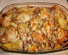 Cocina – Recetas y Consejos Easy Cooking, Cooking Recipes, Healthy Recipes, Chicken Recepies, Easy Chicken And Rice, Deli Food, International Recipes, Tapas, Food Porn