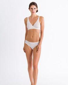 Offering cotton basics, solution shapes, innovative fabrics for all needs. Designer Lingerie, Luxury Lingerie, Triangle Bra, Satin, Bikinis, Swimwear, Underwear, Fashion Dresses, Victoria