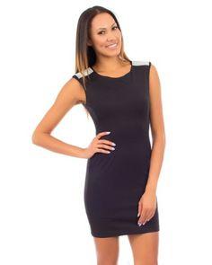 http://womenandprison.com/2luv-women-s-stud-shoulder-little-black-dress-p-280.html