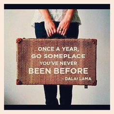 How about every couple of years?! Next one is Greece Italy & Spain for 12 days!