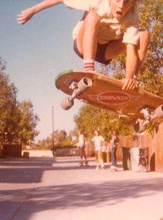 Tony Hawk circa 1979