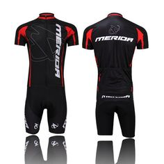 2016プロチームmeridaバイクサイクリング服/サイクリング摩耗/サイクリングジャージー自転車屋外スポーツウェア半袖スイート黒