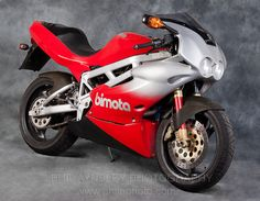 Bimota 1995 650 BB1 Supermono
