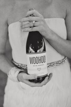 Love this idea for a wedding photo