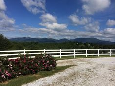 What a view!!! The weather is perfect today!!!  Perfect weather for a honeymoon in South Carolina.  www.theredhorseinn.com