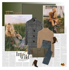 """""""Into the wild"""" by stephaniee90 ❤ liked on Polyvore featuring Surfer Girl, Anja, Balenciaga, Michael Kors, Paige Denim and Giambattista Valli"""