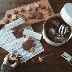 【#エルアターブルバレンタイン】オリジナルパッケージで架空のお菓子屋さんに @__yuinstagram__