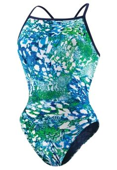 Snake Bit Splash Back – Speedo® Endurance+ - Racing & Training - Speedo USA Swimwear.  I want this suit for swim!