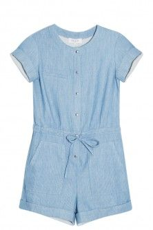 striped playsuit by PAUL & JOE. Available in-store and on Boutique1.com