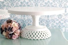 18 Wedding Cake Stand  Victorian Inspired by TheRocheStudio, $220.00