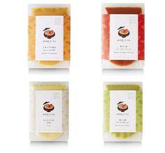 Food Packaging Design, Packaging Design Inspiration, Box Packaging, Japan Design, Label Design, Food Design, Identity Design, Layout Design, Branding