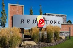 Redstone is situated in the North-East quadrant of Downtown Calgary and fast becoming one of the most popular communities in the region. Redstone, Weekend Activities, Us Real Estate, Outdoor Workouts, Chicago Cubs Logo, Pathways, Calgary, Home Buying, Playground