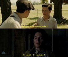 "Unbroken (2014) ""If you can take it, you can make it"""