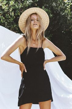 Beach Inspo With Aussie Fashion Brand SIR The Label