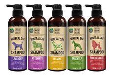 Rub-a-dub – Look's who's back in the tub to test out RELIQ Mineral Shampoo For Dogs!