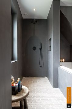 serene bathroom is extremely important for your home. Whether you pick the bathroom remodel tips or small bathroom storage ideas, you will create the best serene bathroom for your own life. Serene Bathroom, Rustic Bathroom Decor, Bathroom Interior, Modern Bathroom, Bad Inspiration, Bathroom Inspiration, Bathroom Ideas, Bathroom Designs, Bathroom Colors