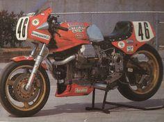Wittner Moto Guzzi 1000 Le Mans.