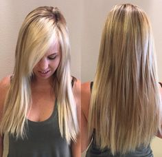 """""""OBSESSED with Hidden Crown Extensions! """" -@danileah's review on Instagram! www.hiddencrown.com"""