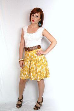 Express top $3.49, H&M skirt $3.49, Express belt $1.99 all thrifted