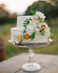 Natural Beauty | Martha Stewart Weddings