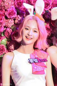 South Korean Girls, Korean Girl Groups, Pink Dress, Flower Girl Dresses, Glass Shoes, Cute Korean, Kpop Girls, Girl Power, Asian Beauty
