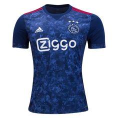 17/18 adidas Ajax Away Jersey