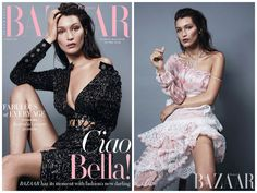 Top model Bella Hadid lands the August 2016 cover of Harper's Bazaar Australia, flaunting her legs in a Chanel dress with criss-cross detail at the waist. Inside the magazine, the Dior Makeup ambassador poses in gorgeous dresses for the images captured by Georges Antoni. Stylist Karla Clarke makes sure Bella shines in the studio portraits. …