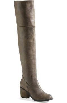 Hinge Canton Over the Knee Boot (Women) available at #Nordstrom