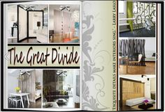 Chic Room Dividers chosen by Amanda