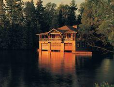 The Adirondacks, upstate New York