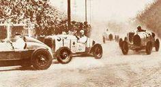 1936 - Primeiro Grande Prêmio de São Paulo pelas ruas do Jardim América.