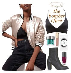 """""""Gomez29"""" by gomezel on Polyvore featuring Smith & Cult, Topshop, Charlotte Russe, Urban Decay, Chelsea Beautique, Lancôme and Givenchy"""