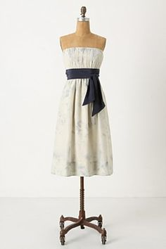 Fanning Triangle Dress, another must have