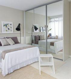 Room decor quarto pequeno 63 Ideas for 2020 Dream Rooms, Dream Bedroom, Home Decor Bedroom, Bedroom Furniture, Wardrobe Design Bedroom, Master Room, New Room, Interior Design, Inspiration