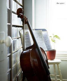 """Lila)) I walk into the music room and I feel relief as I spot the cello. The Selection may be miserable, but at least they had the one thing that I'll probably love here. I sit down and I position the instrument between my legs. I tune the cello and I begin to play. ((The cello rift from """"Say No to This"""" )) I hear the door open and I look up with a glare in my eyes."""