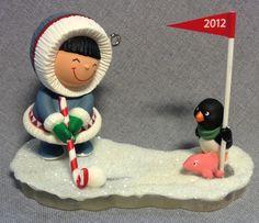 Frosty Friends - 33rd - Hallmark - 2012