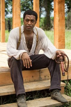 Chiwetel Ejiofor in Steve McQueen's 12 Years a Slave   Photo by Jaap Buitendijk