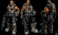 ArtStation - Heavy Gear, Victor Chen