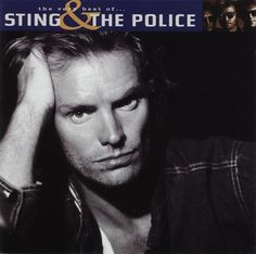 Sting & The Police-The Very Best Of Sting & The Police CD #PopReggaePopRock