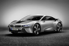 BMW i8: Production Version Sneak Peek - Sonny Lim