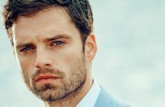 Sebastian Stan photographed by Adam Fussel for Hugo Boss Spring/Summer 2018 Collection