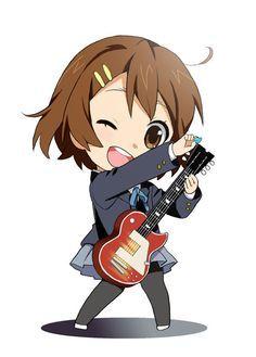 K-ON! on Pinterest | Anime, Kawaii and Blog