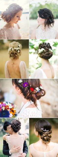 The Fancy Low Bun! 20 Elegant and Chic Bridal Low Chignons! Low Chignon, Romantic Updo, Wedding Hair And Makeup, Bridal Makeup, Wedding Ceremony Backdrop, Sophisticated Bride, Bridal Shower Rustic, Fall Wedding Colors, Fancy