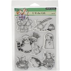 "Penny Black Clear Stamps 5""X6.5"" Sheet-U R The Gift Penny... https://www.amazon.fr/dp/B00Y1YPWPY/ref=cm_sw_r_pi_dp_wSowxbJD11QWY"