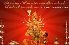 8 best navratri special images on pinterest navratri greetings happy navratri 2017 greeting cards ecards images pictures photos in english m4hsunfo