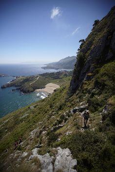 Camino Norte. Spain. Cantabria