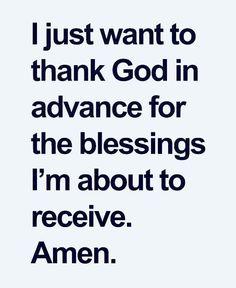Thank you God 🙏 Faith Prayer, God Prayer, Prayer Quotes, Faith In God, Faith Quotes, Bible Quotes, Religious Quotes, Spiritual Quotes, Positive Quotes